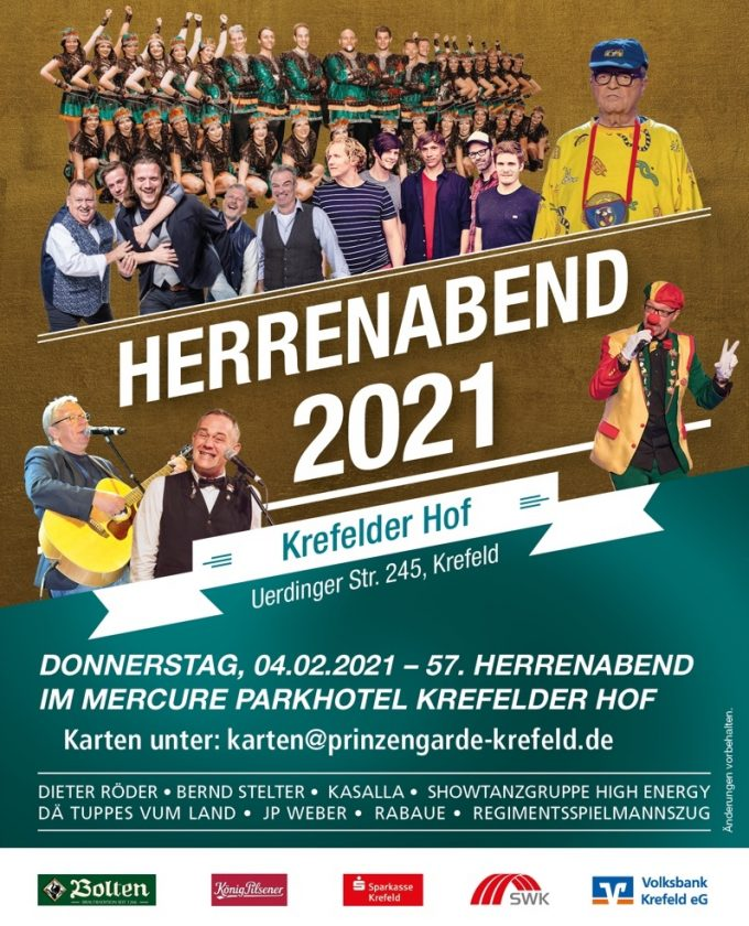 Herrenabend 2021